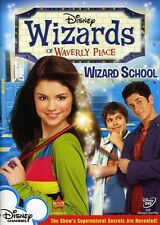 Wizards of Waverly Place: Wizard School (2008, DVD NEW)