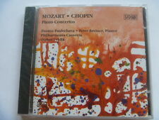 4891030181021 MOZART PIANO NO 20 CONCERTO PIANO CONCERTO 1 NEW SEALED CD