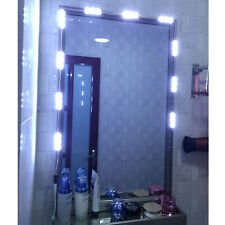 Mirror LED Light For Cosmetic Makeup Vanity Mirror Lighted White Dimmer KIT 5ft