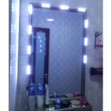 Mirror LED Light For Cosmetic Makeup Vanity Mirror Lighted White Dimmer KIT10ft