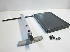 "Vintage Sears Craftsman 12"" Band Saw Accessory Fence & Extension Table, resaw"