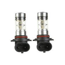 2X 9006 HB4 100W CREE LED Fog DRL Driving Car Head Light Lamp Bulbs White Bright