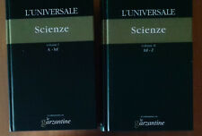 Enciclopedia l'Universale [Le Garzantine - il Giornale 2003]: Scienze (2 volumi)