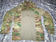 NWT MASSIF Army Combat Shirt ACS Type II Zippered MULTICAM large OCP