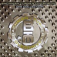 Bachman-Turner Overdrive - The Collection  (CD, Mar-2001, Polydor)