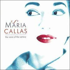 Maria Callas / The Voice of the Century / Two-CD Set