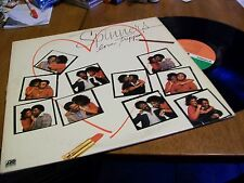 THE SPINNERS LOVE TRIPPIN STEREO RECORD ALBUM