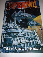Inferno cuentos de fantasía y aventura edición 20
