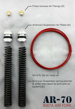 American Suspension 41mm Air Piston Kit for 00-13 Legs with AS Trees AR-70/41A