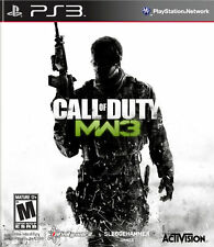Call of Duty: Modern Warfare 3 (Sony PlayStation 3, 2011) -- Brand New!