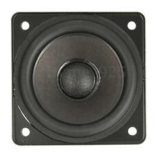 "3"" inch 6Ohm 4Ω Neodymium Magnetic Full-Range Speaker Loudspeaker Long Stroke"