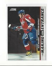 2011-12 Score Making An Entrance #4 Alexander Ovechkin Capitals