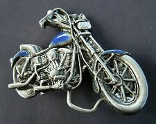 Chopper Motorcycle Belt Buckle Biker Choppers Motor Bikes Boucle de Ceinture