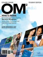 OM Operations Management by David Alan Collier