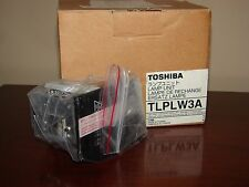 NEW OEM TOSHIBA TLPLW3A (TLP-LW3A) Projector Lamp-bulb for TDP-T90A, T91A, TW90A