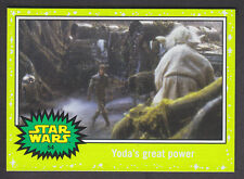 Topps Star Wars - Journey To The Force Awakens - Green Parallel Card # 54