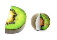 NEW FUNKY DESIGNER FRUIT SHAPE  MEMO PAD NOTEPAD FASHION CUTE KIDS GIFTS TP00178