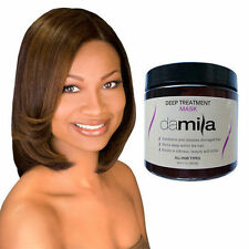 Keratin Deep Treatment Mask for Healthy Smooth Straight Frizz-Free Hair 16.9 oz.