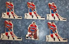 Montreal Canadians Munro hockey team 1950's   table top hockey
