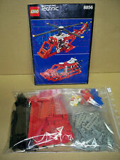 LEGO Technic Rettungshubschrauber (8856) komplett, top.