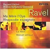 Ravel;Ma Mere L'oye, Boston So, Haitink, Good Import