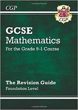 New GCSE Maths Revision Guide: Foundation - For the Grade 9-1 Course Online Edit