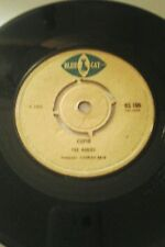 "CUPID-THE RUDIES.VINYL 7""45 rpm.BLUE CAT.VGC"