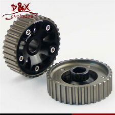 Racing Cam Gear Pulley for Civic DOHC B16A B16B B18B B18C Integra DC2 Acura BK