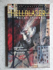 HELLBLAZER: PECCATI ORIGINALI MAGIC PRESS PERFETTO STATO