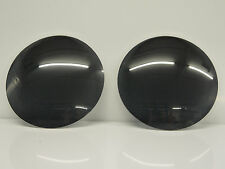 VW BEETLE 1968-1972 HEADLIGHT PROTECTORS TO FIT HELLA  GLASS  LENS ,MADE IN THE