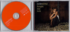 LUCIE SILVAS Forget Me Not 2005 UK 1-track promo CD