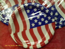 Wholesale lots of 12 paper america plates ( celebrations )