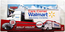 Disney pixar Cars wally-walmart exclusive Hauler-Mattel 2014-NEUF & OVP