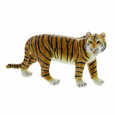 Animal Planet Small Metal / Enamel Tiger / Figurine / Ornament.New & Boxed.AP176