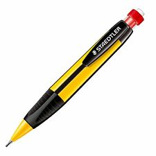 Staedtler 771 Mechanical Pencil 1.3mm Large Yellow New Japan