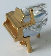 Swarovski Crystal & Gold Plated GRAND PIANO Crystal Memories # 173368 No Box