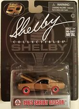 Shelby Collectibles CHASE 1965 Ford Mustang SHELBY GT350R w/ Red Tires