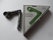 *NOS Vintage 1990s 3T 3ttt 'Status' grey annodized head stem - 105mm*