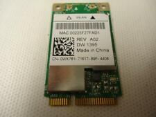 Dell WX781 Latitude XT PP12S Inspiron 6400 DW 1395 WiFi Wireless PCI Card