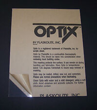 """11""""x14"""" Acrylic 1/8"""" Plexiglass For Picture Frame Glass Replacement Craft Hobby"""