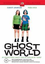 GHOST WORLD Thora Birch / Scarlett Johansson / Steve Buscemi DVD R1