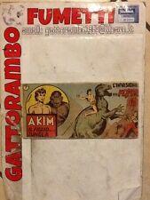 Akim Il Figlio Della Jungla N.7 - Ed.tommasina Buono