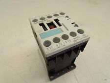 SIEMENS SIRIUS CONTACTOR 3RT1016-1BB41 24VDC COIL XLNT MAKE OFFER!!