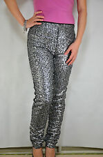 H&M Silver Sequined Pants - Brand New Authentic EUR 34 (Orig. Price P1,700)
