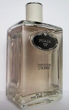 Infusion d'Homme Prada 200 ml Eau de Toilette EDT Spray Rarität