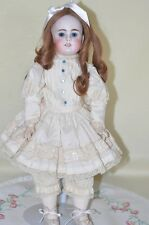 "Antique 18""in. French Doll FREE SHIPPING"
