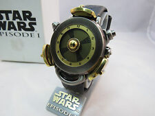 STAR WARS Episode 1,1977's, Nell Sonic POD-RACER LCD Digital Watch NIB R16-00
