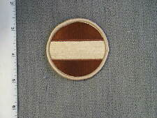 2001 TIOH sample, U S Army Forces Command Desert subdued patch, by Best Emblem