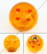 FITS MAZDA 3 6 RX8 RX7 CX5 10*1.25 DRAGON BALL Z 4 STARS MANUAL ROUND SHIFT KNOB