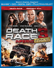 Death Race 3: Inferno [Blu-ray/DVD]